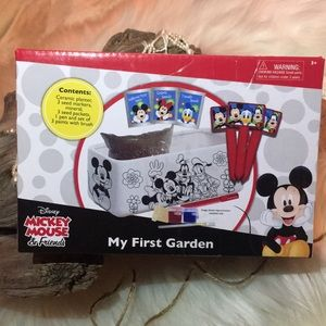 🦋Micky Mouse🦋 First Garden 🌷🎋🌺